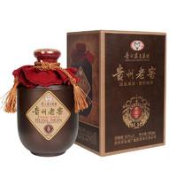 PLUS会员:MOUTAI 茅台 老坛酒 53度柔和酱香型白酒 500ml*6瓶