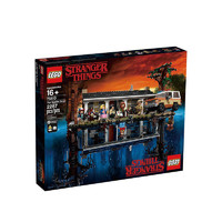 LEGO 乐高 怪奇物语系列 75810 颠倒世界