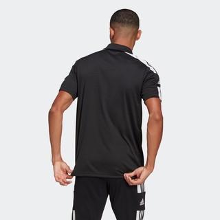 adidas 阿迪达斯 官网adidas SQ21 Polo男装夏季足球运动短袖POLO衫GK9556