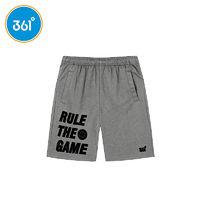 361° 男童运动短裤