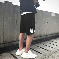 adidas 阿迪达斯 夏季新款男子针织短裤运动裤健身男装休闲