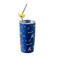 MINISO 名创优品 玩具总动员 吸管钢杯 550ml