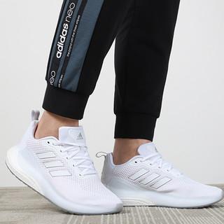 adidas 阿迪达斯 ALPHALAVAALPHA 春季新款低帮男女跑步鞋运动鞋