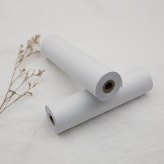 喵喵机 PLUS官方不干胶热敏打印纸 可粘贴79*30mm 3卷/盒
