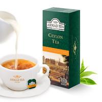 AHMAD 亚曼 锡兰红茶 25袋