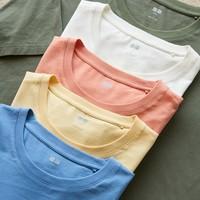UNIQLO 优衣库 433029 男装圆领T恤