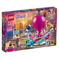LEGO 乐高 朋友系列 41373 游乐场奇趣章鱼飞椅