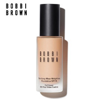 BOBBI BROWN 芭比波朗 清透持妆粉底液 SPF15 PA++ 30ml