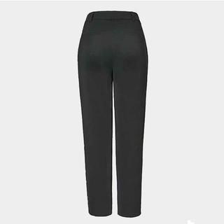 ETAM 艾格 2020夏季新品高腰直筒显瘦修身铅笔长裤z1426