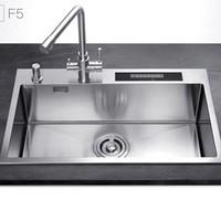 16日0点:Nuomi 诺米 F5智能净化水槽 单槽+304不锈钢水龙头