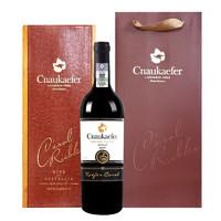 凯富卡洛尔 礼盒装干红葡萄酒 750ml