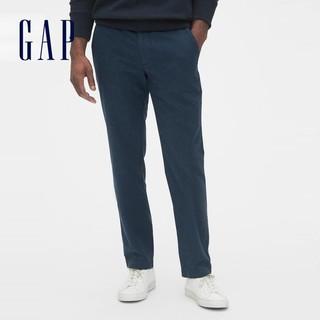 16日0点 : Gap 盖璞 496230 男装直筒长裤休闲裤