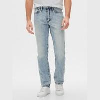 Gap 盖璞 550110 男装时尚做旧水洗五口袋牛仔裤