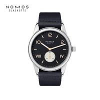 PLUS会员:NOMOS 诺莫斯 Club系列 736.S4 限定款 男士手动机械腕表