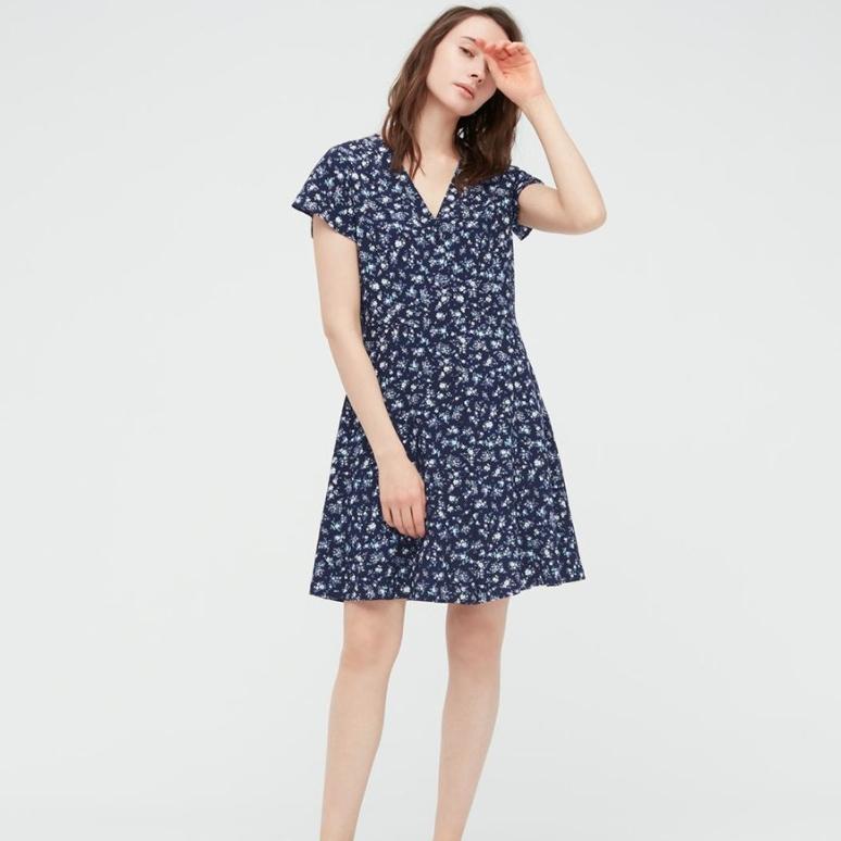 UNIQLO 优衣库 438721 女士连衣裙