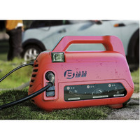 LUBA 绿霸 红狐FOX-F4  家用高压洗车机  1400W功率插电式