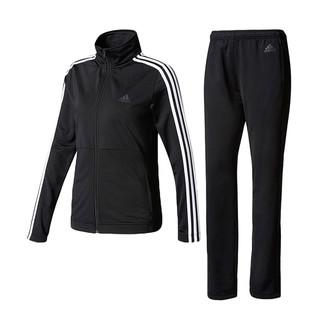 adidas 阿迪达斯 运动套装女款 网羽夹克球服 春秋休闲跑步外套