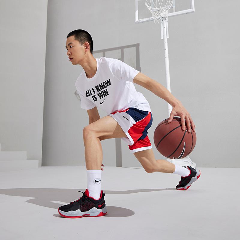 NIKE 耐克 ALL I KNOW IS WIN DD0774 男子篮球T恤