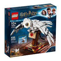 LEGO 乐高 Harry Potter哈利·波特系列 75979 海德薇