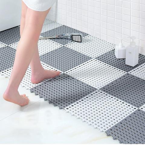 布拉塔 地垫 浴室防滑垫自由拼接地垫