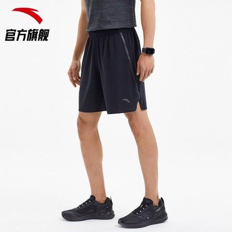 ANTA 安踏 运动短裤男士2021夏款健身跑步裤子宽松透气训练篮球短裤