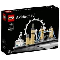 LEGO 乐高 Architecture 建筑系列 21034 伦敦街景