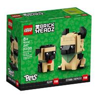 LEGO 乐高 方头仔系列 40440 牧羊犬