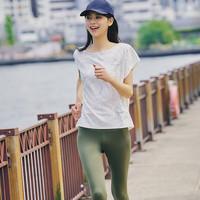 16日0点:UNIQLO 优衣库 Futura系列 434214 女装 DRY-EX吸湿排汗印花圆领T恤