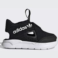 16日0点:adidas 阿迪达斯 婴童运动凉拖鞋
