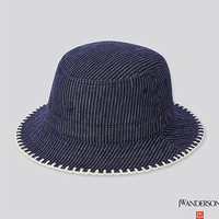 16日0点:UNIQLO 优衣库 合作款 438655 男女水洗棉质帽子