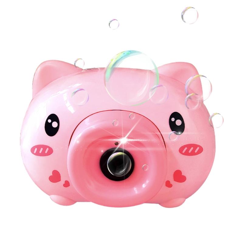 Voguefoil 我佳 小猪相机吹泡泡机 送挂绳+泡泡液