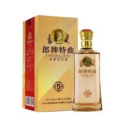 LANGJIU 郎酒 特曲窖藏5号 50度 浓香型白酒   500ml