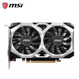 MSI 微星 魔龙 GeForce GTX/1650/1660 SUPER 旗舰独立显卡电脑显卡  万图师 XS OC