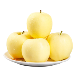 潼关软籽石榴 黄元帅苹果  带箱9.5-10斤中果