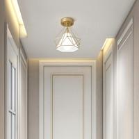 NVC Lighting 雷士照明 北欧简约吊灯创意玄关阳台灯