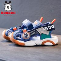 BoBDoG 巴布豆 男童凉鞋