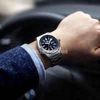 PLUS会员:SEIKO 精工 SNKN67J1 男士机械手表