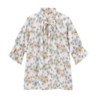 UNIQLO 优衣库 437965 女士七分袖衬衫