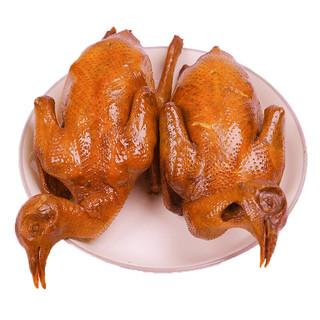 移动端 : 又一鸽 五香乳鸽 真空包装熟食开袋即食新鲜散养乳鸽 五香味两只装
