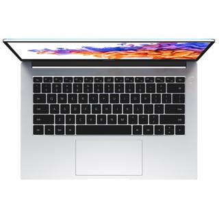 HONOR 荣耀 MagicBook 14 14.0英寸 轻薄本 冰河银(酷睿i5-1135G7、核芯显卡、16GB、512GB SSD、1080P、IPS、NDR-WFH9HN)