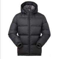 BLACKICE 黑冰 男子运动羽绒服 F8905 黑色 L