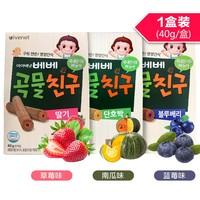 88VIP:ivenet 艾唯倪 宝宝零食 8谷物磨牙棒 40g/盒