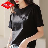 Lee Cooper LCRLAT901K 女士短袖t恤