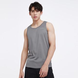 CAMEL 骆驼 冰丝运动男背心夏季健身服速干T恤宽松无袖篮球上衣男