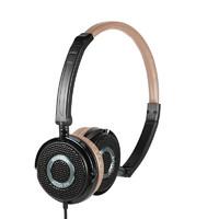 astrotec 阿思翠 Astrotec) AS100PRO 复古HIFI耳机头戴式 40mm大动圈模拟味道音乐 浅咖色