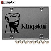 Kingston 金士顿 SSD固态硬盘 SATA3接口 A400系列 480G+螺丝