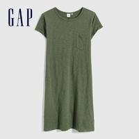 Gap/盖璞 547684 女士休闲T恤裙