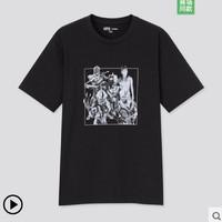 UNIQLO 优衣库 438341 男装印花T恤