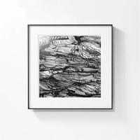 PICA Photo 拾相记 艺术家Kairos 《中国山水研习7号》 33 x 33 cm  P-Lab Giclée 收藏级影像工艺 限量50版