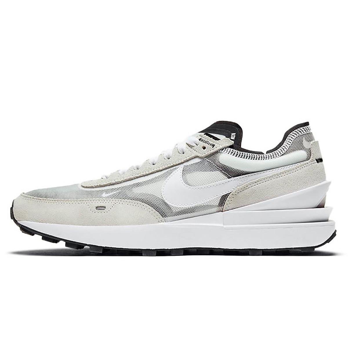 NIKE 耐克 21夏新款男子WAFFLE ONE经典透气舒适运动休闲鞋